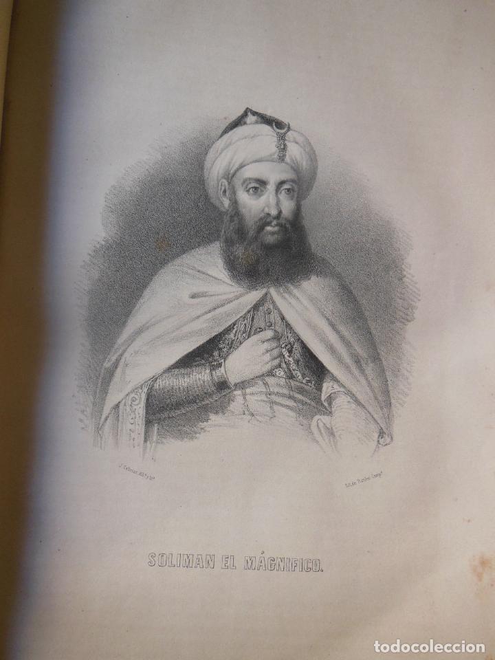 Libros antiguos: HISTORIAS Y MEMORIAS CONTEMPORANEAS TURQUIA desde la Fundación de la Casa de los Seleúcidas...1868 - Foto 3 - 243208175
