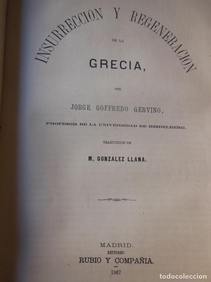 Libros antiguos: HISTORIAS Y MEMORIAS CONTEMPORANEAS TURQUIA desde la Fundación de la Casa de los Seleúcidas...1868 - Foto 4 - 243208175