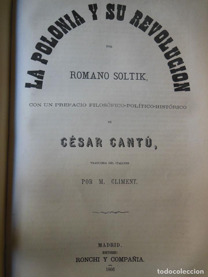 Libros antiguos: HISTORIAS Y MEMORIAS CONTEMPORANEAS TURQUIA desde la Fundación de la Casa de los Seleúcidas...1868 - Foto 6 - 243208175