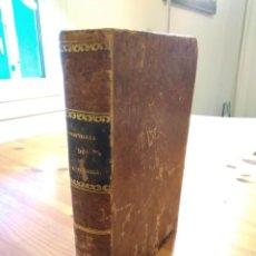 Libros antiguos: HISTORIA DE LA IGLESIA, EMILIO MORENO CEBADA. TOMO II, ESPASA HERMANOS, 1867.. Lote 243244865