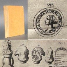 Libros antiguos: 1713 - DISSERTATIO DE PRAEFICIS - HISTORIA DE LAS PLAÑIDERAS EN LA ANTIGUA ROMA -. Lote 243995295