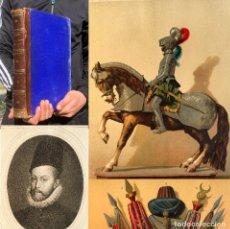 Libros antiguos: 1879 HISTORIA DE ESPAÑA - FELIPE II - LEPANTO - DON JUAN DE AUSTRIA - SIGLO DE ORO - NUMISMATICA. Lote 244009540