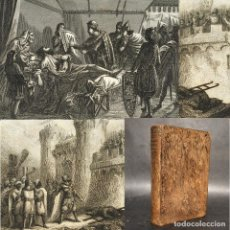 Libros antiguos: 1864 - EL CID - EDAD MEDIA - RECONQUISTA - NAVAS DE TOLOSA - DOMINACION ARABE - HISTORIA DE ESPAÑA. Lote 244009920