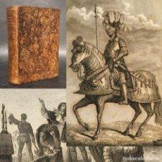 Libri antichi: AÑO 1864 - CONQUISTA DE MEJICO - LEPANTO - CARLOS V - PAVIA - PIZARRO - HISTORIA DE ESPAÑA. Lote 244010785