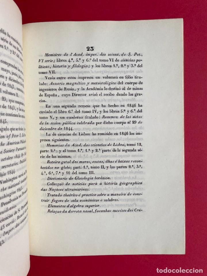 Libros antiguos: 1847 - DISCURSO A LA REAL ACADEMIA ESPAÑOLA - BARON DE LAJOYOSA - Foto 5 - 244431485