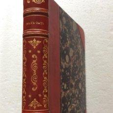 Libros antiguos: VALE LA PENA SOLO POR LA ENCUADERN. VER LA DESCRIPCIÓN. EPISODIOS DAS LUCTAS CIVIS PORTUGUEZAS.... Lote 244702060