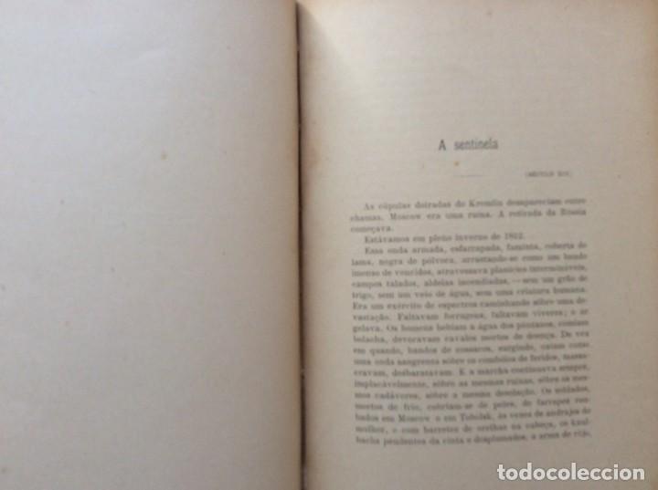 Libros antiguos: Patria portuguesa. Por Júlio Dantas Ilustraciones de Alberto de Sousa. 2-ª edicion, 1915. Muy raro. - Foto 18 - 244877115