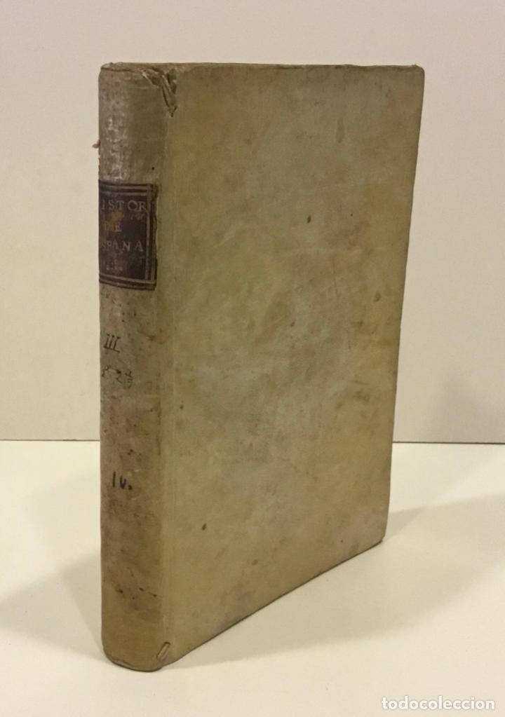 Libros antiguos: HISTORIA CRITICA DE ESPAÑA Y DE LA CULTURA ESPAÑOLA. TOMO X. España Goda. Libro II. MASDEU, Juan F. - Foto 6 - 248569075