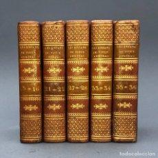 Livros antigos: 1810 HISTORIA ANTIGUA - HISTORIA DE ROMA - BELLA ENCUADERNACION. Lote 251237325