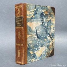 Libros antiguos: 1658 - NAPOLES RECUPERADA POR EL REY DON ALONSO - HISTORIA DEL REINO DE ARAGON - CONQUISTA NAPOLES -. Lote 251395850