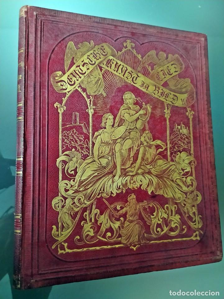 Libros antiguos: AÑO 1876: PRECIOSO LIBRO ANTIGUO DEL SIGLO XIX. BELLAS ILUSTRACIONES. - Foto 2 - 252835135