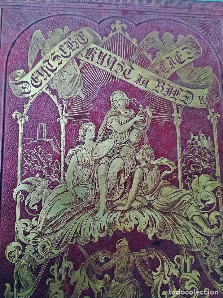 Libros antiguos: AÑO 1876: PRECIOSO LIBRO ANTIGUO DEL SIGLO XIX. BELLAS ILUSTRACIONES. - Foto 3 - 252835135