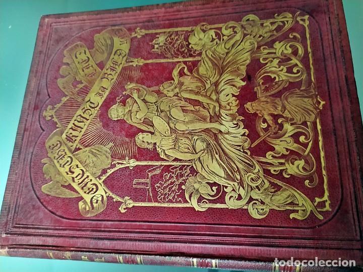 Libros antiguos: AÑO 1876: PRECIOSO LIBRO ANTIGUO DEL SIGLO XIX. BELLAS ILUSTRACIONES. - Foto 4 - 252835135