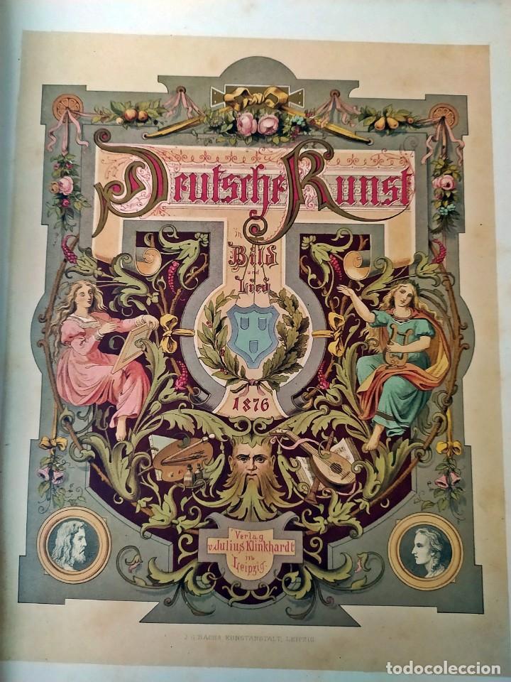 Libros antiguos: AÑO 1876: PRECIOSO LIBRO ANTIGUO DEL SIGLO XIX. BELLAS ILUSTRACIONES. - Foto 5 - 252835135
