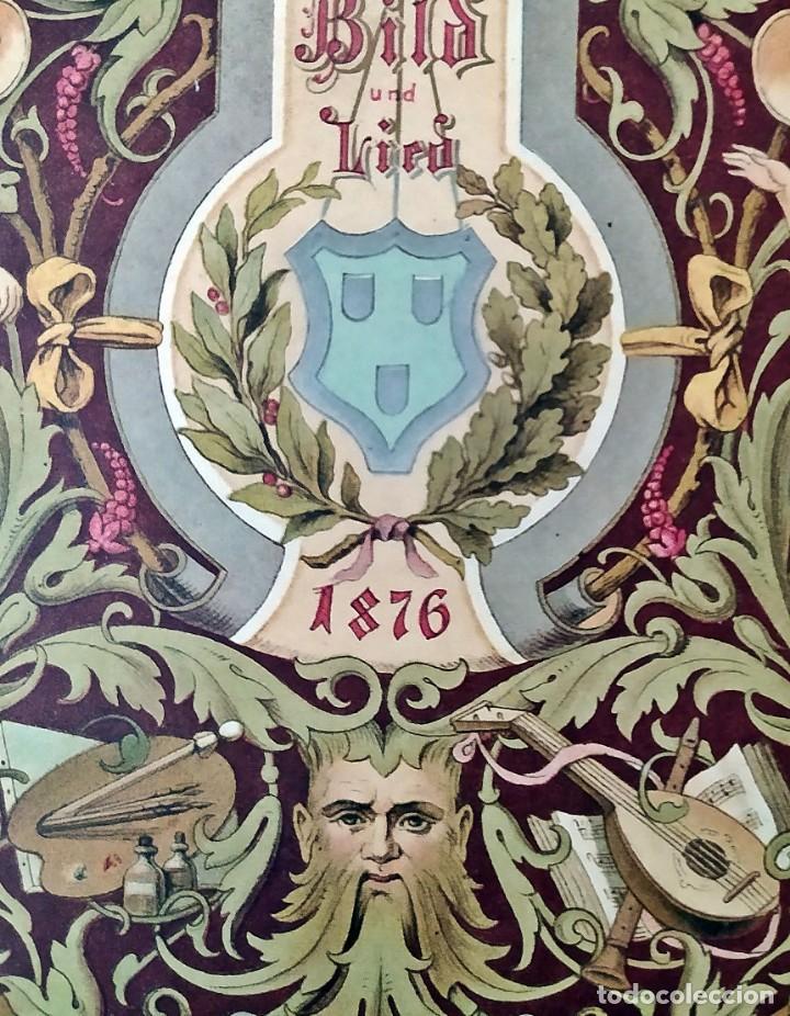 Libros antiguos: AÑO 1876: PRECIOSO LIBRO ANTIGUO DEL SIGLO XIX. BELLAS ILUSTRACIONES. - Foto 6 - 252835135
