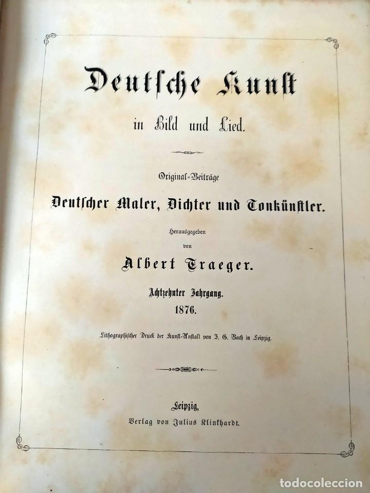Libros antiguos: AÑO 1876: PRECIOSO LIBRO ANTIGUO DEL SIGLO XIX. BELLAS ILUSTRACIONES. - Foto 7 - 252835135