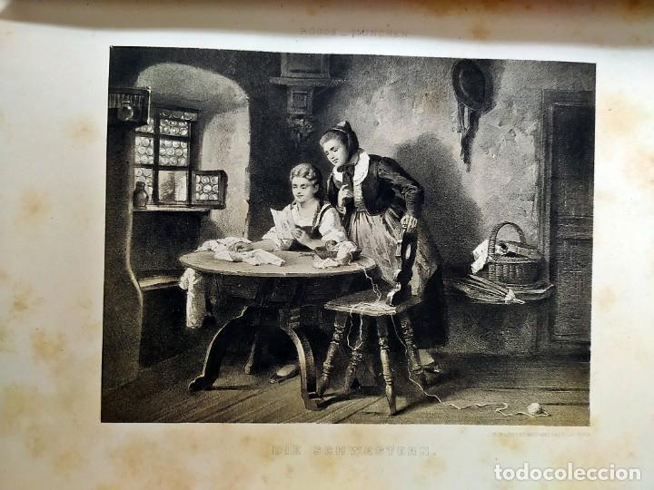 Libros antiguos: AÑO 1876: PRECIOSO LIBRO ANTIGUO DEL SIGLO XIX. BELLAS ILUSTRACIONES. - Foto 8 - 252835135
