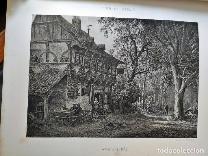 Libros antiguos: AÑO 1876: PRECIOSO LIBRO ANTIGUO DEL SIGLO XIX. BELLAS ILUSTRACIONES. - Foto 10 - 252835135