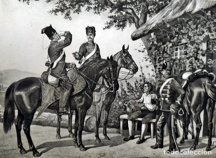 Libros antiguos: AÑO 1876: PRECIOSO LIBRO ANTIGUO DEL SIGLO XIX. BELLAS ILUSTRACIONES. - Foto 13 - 252835135
