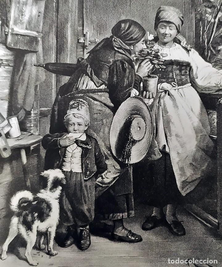 Libros antiguos: AÑO 1876: PRECIOSO LIBRO ANTIGUO DEL SIGLO XIX. BELLAS ILUSTRACIONES. - Foto 14 - 252835135