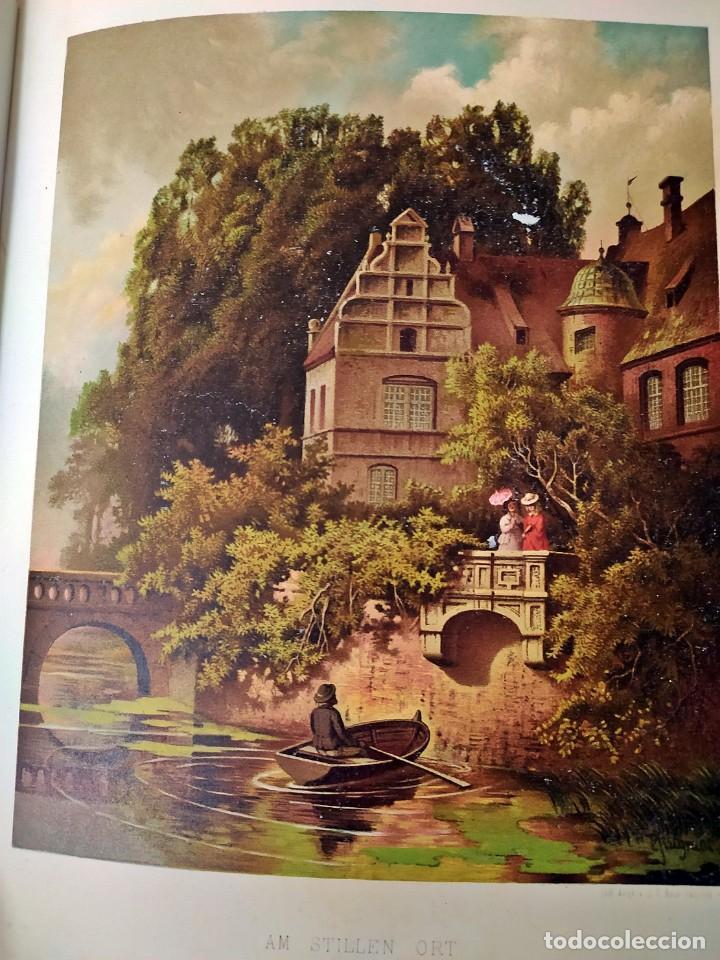 Libros antiguos: AÑO 1876: PRECIOSO LIBRO ANTIGUO DEL SIGLO XIX. BELLAS ILUSTRACIONES. - Foto 19 - 252835135
