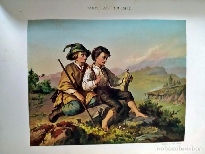 Libros antiguos: AÑO 1876: PRECIOSO LIBRO ANTIGUO DEL SIGLO XIX. BELLAS ILUSTRACIONES. - Foto 22 - 252835135