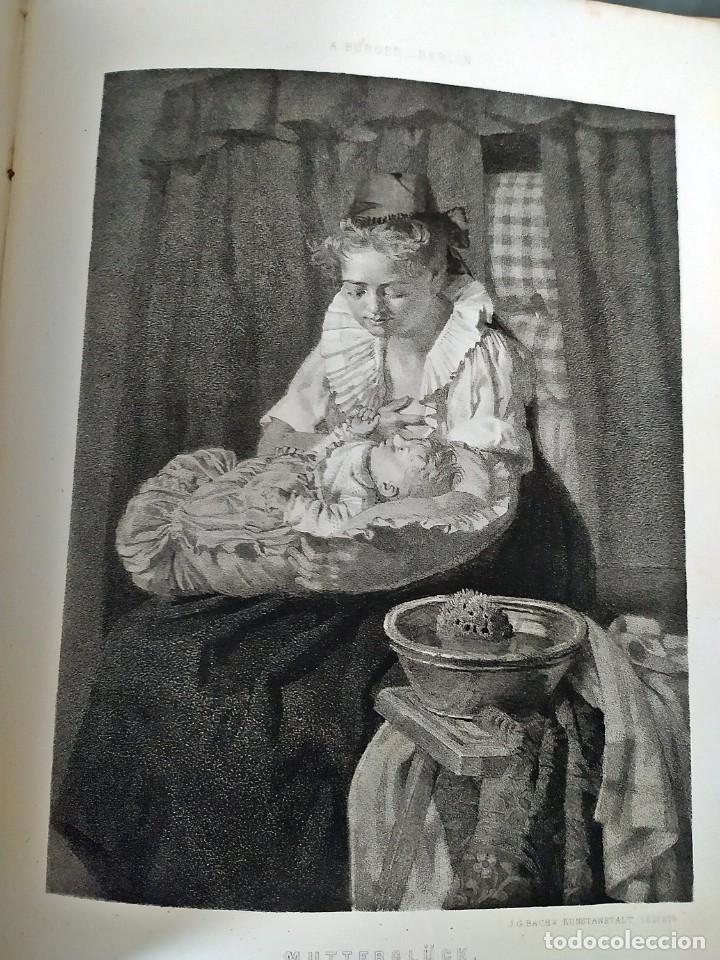 Libros antiguos: AÑO 1876: PRECIOSO LIBRO ANTIGUO DEL SIGLO XIX. BELLAS ILUSTRACIONES. - Foto 23 - 252835135