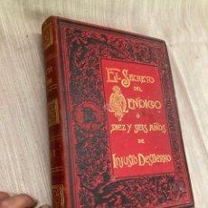 Libros antiguos: LIBRO,EL SECRETO DEL MENDIGO!. Lote 254104855