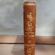 Libros antiguos: ENSAYO SOBRE LAS REVOLUCIONES MADRID 1850 PREFACIO ( EDICIÓN 1826). Lote 257703185