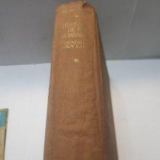 Libros antiguos: LIBRO HISTORIA DE LA HUMANIDAD HENDRIK VAN LOON 1930 PRIMERA EDICIÓN. Lote 257928860
