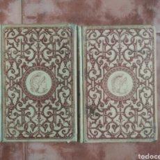 Libros antiguos: 1890 HISTORIA DE LOS GRIEGOS VÍCTOR DURUY TOMO I Y II. Lote 259745985