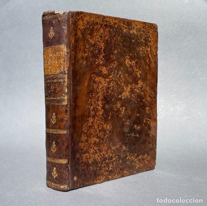1788 - DESENGAÑOS FILOSÓFICOS - DIABLO - ADIVINACIÓN - EXISTENCIA DE EXTRATERRESTRES - (Libros antiguos (hasta 1936), raros y curiosos - Historia Antigua)