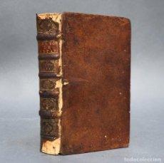 Livres anciens: AÑO 1718 - HISTORIA DE ESPAÑA - DESDE 1515 A 1620 - JUAN DE MARIANA. Lote 259848390