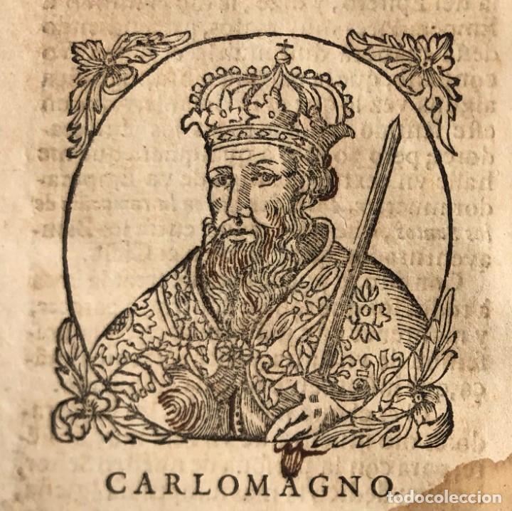 Libros antiguos: Año 1698 - La Corte santa - Tratado de los Monarcas y Cavalleros - Pergamino - De las Reynas, y Seño - Foto 7 - 259855635
