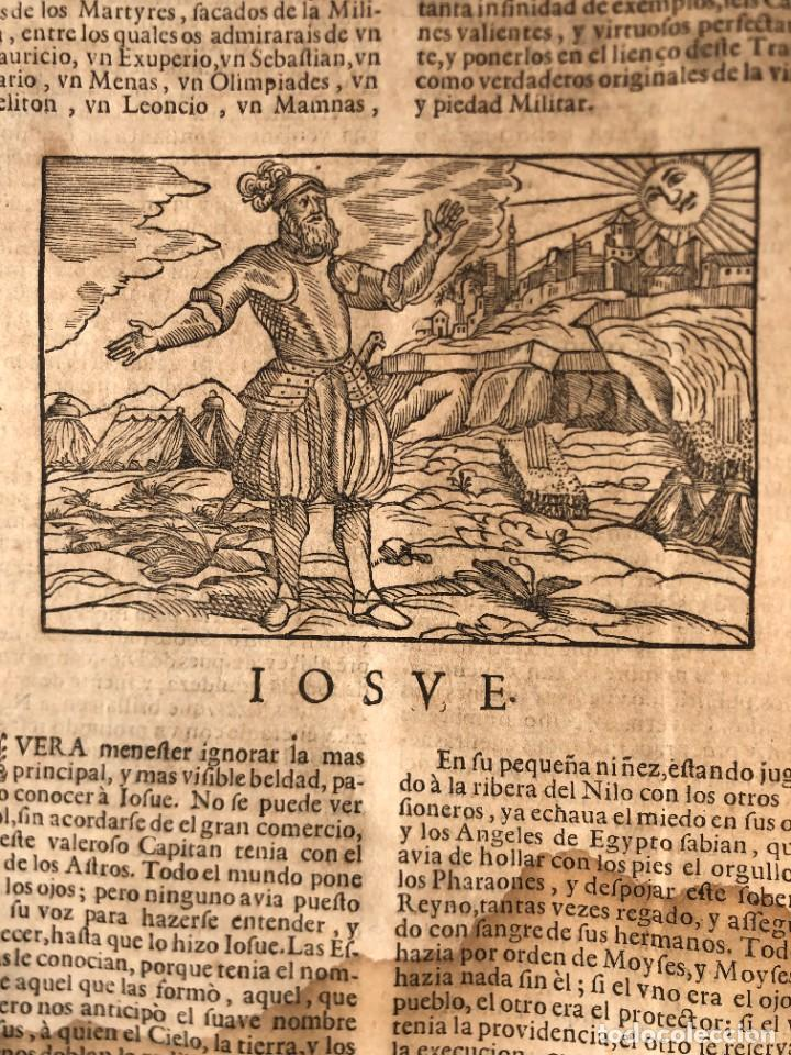 Libros antiguos: Año 1698 - La Corte santa - Tratado de los Monarcas y Cavalleros - Pergamino - De las Reynas, y Seño - Foto 8 - 259855635