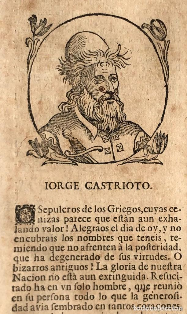 Libros antiguos: Año 1698 - La Corte santa - Tratado de los Monarcas y Cavalleros - Pergamino - De las Reynas, y Seño - Foto 9 - 259855635