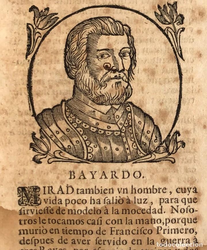 Libros antiguos: Año 1698 - La Corte santa - Tratado de los Monarcas y Cavalleros - Pergamino - De las Reynas, y Seño - Foto 11 - 259855635