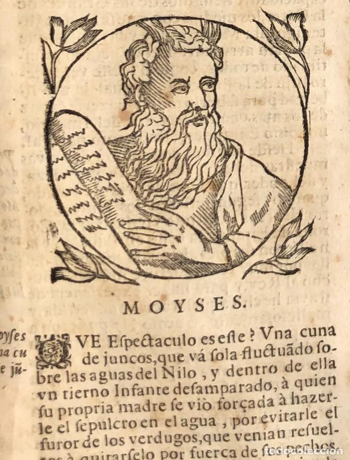 Libros antiguos: Año 1698 - La Corte santa - Tratado de los Monarcas y Cavalleros - Pergamino - De las Reynas, y Seño - Foto 18 - 259855635