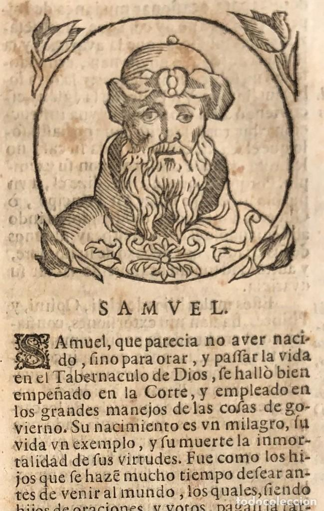 Libros antiguos: Año 1698 - La Corte santa - Tratado de los Monarcas y Cavalleros - Pergamino - De las Reynas, y Seño - Foto 19 - 259855635