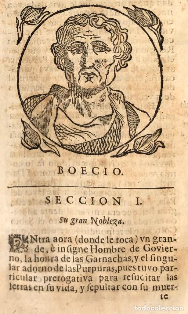 Libros antiguos: Año 1698 - La Corte santa - Tratado de los Monarcas y Cavalleros - Pergamino - De las Reynas, y Seño - Foto 21 - 259855635