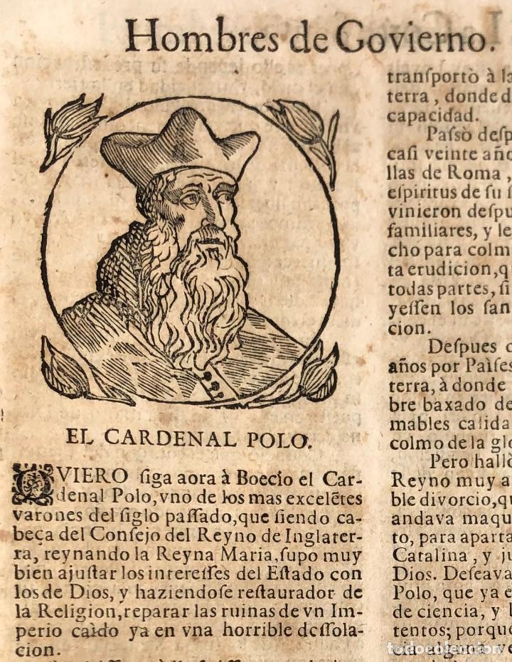 Libros antiguos: Año 1698 - La Corte santa - Tratado de los Monarcas y Cavalleros - Pergamino - De las Reynas, y Seño - Foto 22 - 259855635