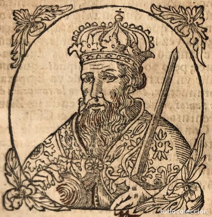 Libros antiguos: Año 1698 - La Corte santa - Tratado de los Monarcas y Cavalleros - Pergamino - De las Reynas, y Seño - Foto 34 - 259855635