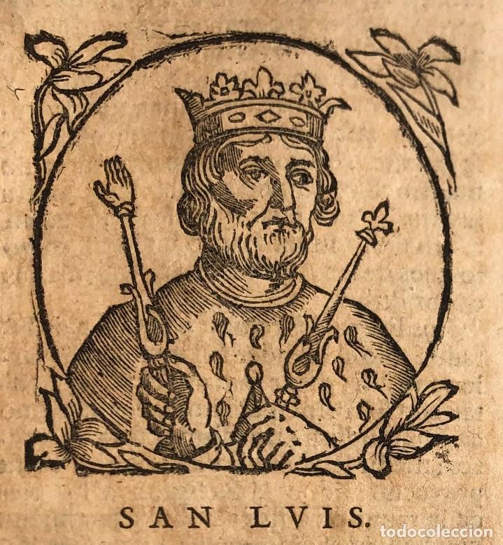 Libros antiguos: Año 1698 - La Corte santa - Tratado de los Monarcas y Cavalleros - Pergamino - De las Reynas, y Seño - Foto 38 - 259855635