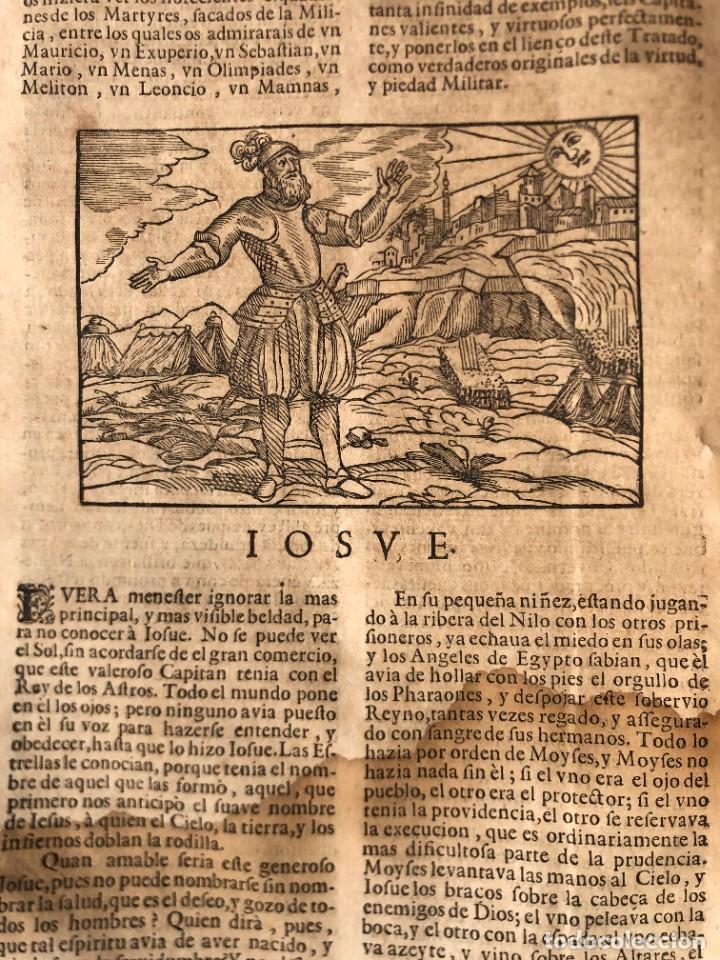 Libros antiguos: Año 1698 - La Corte santa - Tratado de los Monarcas y Cavalleros - Pergamino - De las Reynas, y Seño - Foto 42 - 259855635