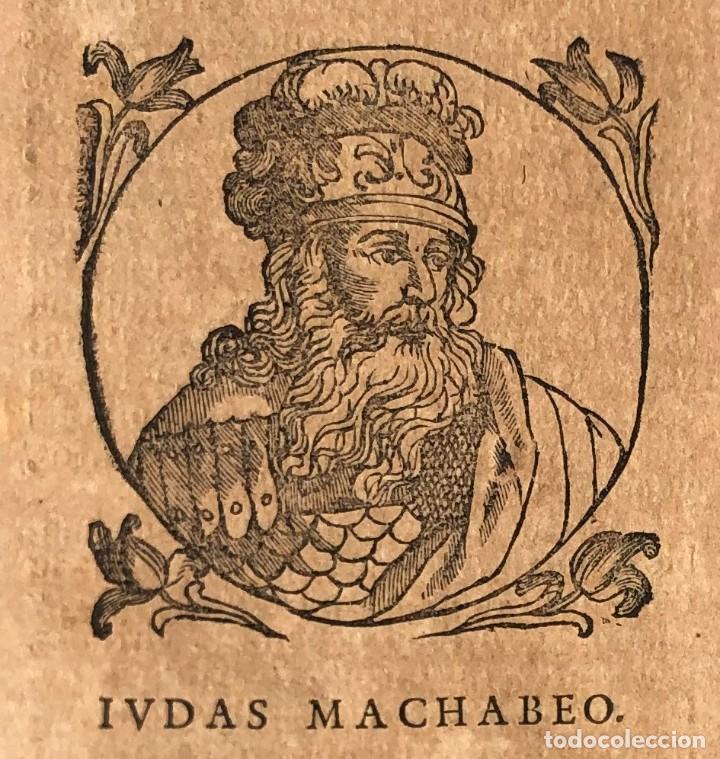 Libros antiguos: Año 1698 - La Corte santa - Tratado de los Monarcas y Cavalleros - Pergamino - De las Reynas, y Seño - Foto 44 - 259855635