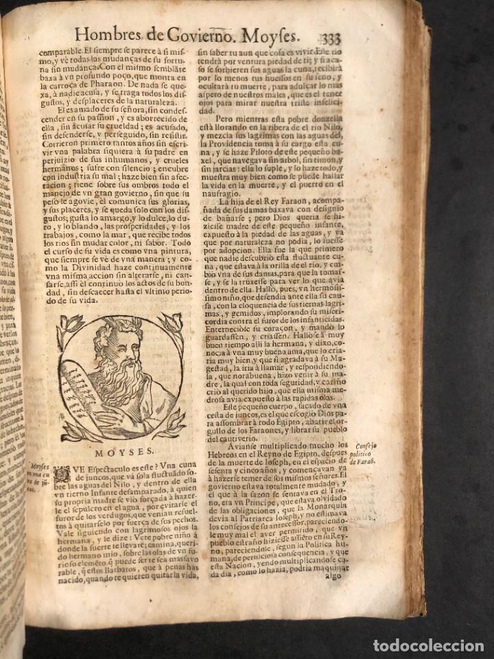 Libros antiguos: Año 1698 - La Corte santa - Tratado de los Monarcas y Cavalleros - Pergamino - De las Reynas, y Seño - Foto 73 - 259855635