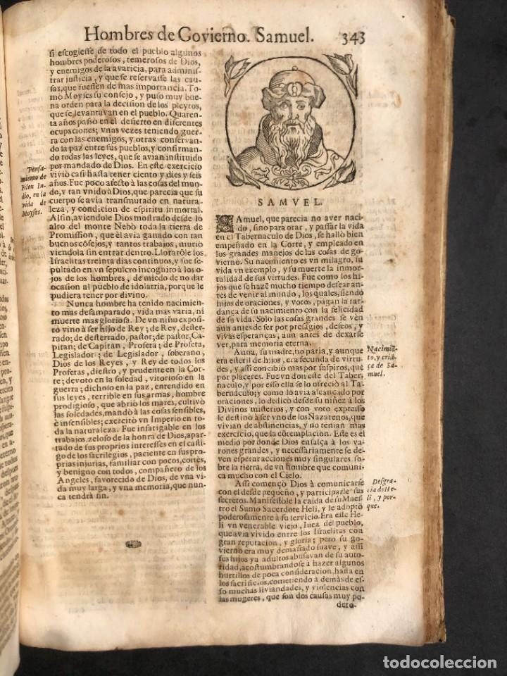 Libros antiguos: Año 1698 - La Corte santa - Tratado de los Monarcas y Cavalleros - Pergamino - De las Reynas, y Seño - Foto 74 - 259855635