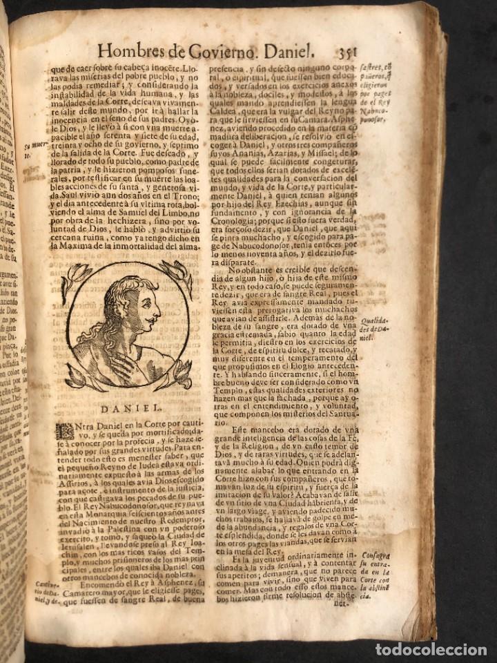 Libros antiguos: Año 1698 - La Corte santa - Tratado de los Monarcas y Cavalleros - Pergamino - De las Reynas, y Seño - Foto 75 - 259855635