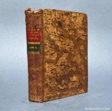 Livres anciens: AÑO 1794 - EL CID - VISIGODOS - RECONQUISTA - PELAYO - ESPAÑA ARABE - HISTORIA. Lote 259867380