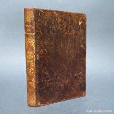 Libros antiguos: AÑO 1852 - VIAJE DEL JOVEN ANACARSIS A LA GRECIA - HISTORIA ANTIGUA - ATENAS - PLATÓN - ARISTÓTELES. Lote 259874505